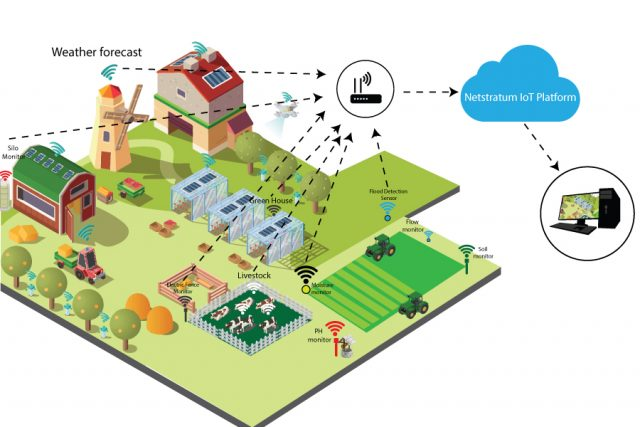 How IoT Smart Farming Improves Revenue For Farmers